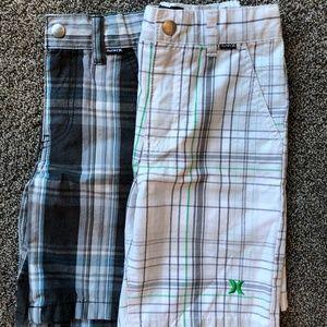 Boys Hurley Short Set, Perfect Condition!
